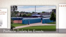 S & B Porta-Bowl Restrooms Offers Restroom Trailers for Small to Large Events