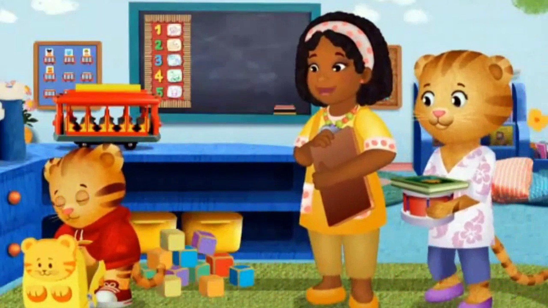 Daniel Tigers Neighborhood S01e02 - Daniel Visits School Daniel Visits The Doctor