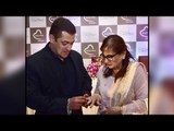 Salman Khan GIFTS Being Human Ring To His Mother Salma Khan