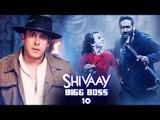 Salman Khan Supports Ajay Devgn's SHIVAAY, Ditches Karan Johar
