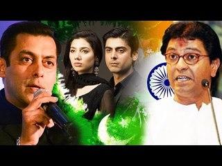 Salman Khan's REPLY To MNS On Baning Pakistani Actors, Raj Thackeray SLAMS | Bollywood Weekly News