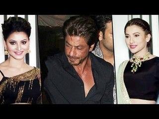Bollywood Celebs DIWALI PARTY 2016 | Shahrukh Khan, Shabbir Ahluwalia,  Urvashi Rautela