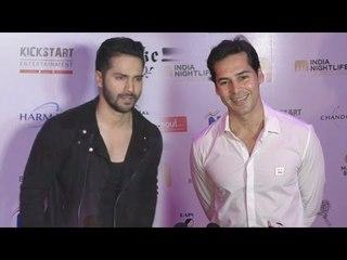 India Nightlife Convention Awards 2016 | Varun Dhawan, Dino Morea - UNCUT