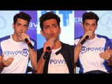 Hrithik Roshan At The Launch Of Mpower's Everyday Heroes Campaign