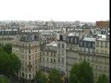 Paris vue chambre 812 du Terminus Est