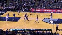 NBA 2016/17: Philadeiphia 76ers vs Memphis Grizzlies - Highlights - (06.12.2016)