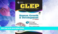 Price CLEP Human Growth and Development 8th Ed. (CLEP Test Preparation) Patricia Heindel PhD On