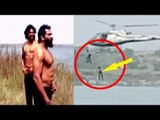 Kannada Actors Drown During Stunt Scene  - Stunt Gone Wrong