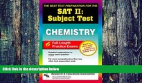 Online The Editors of REA SAT II: Chemistry (REA) -- The Best Test Prep for the SAT II (SAT PSAT