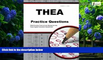 Online THEA Exam Secrets Test Prep Team THEA Practice Questions: THEA Practice Tests   Exam Review