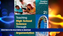 PDF Teaching High School Science Through Inquiry and Argumentation