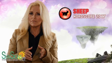 Chinese Sheep 2017 Horoscope Predictions
