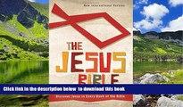 Audiobook NIV, The Jesus Bible, Hardcover: Discover Jesus in Every Book of the Bible Zonderkidz