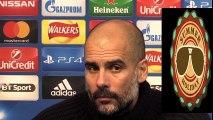Manchester City 1-1 Celtic - Pep Guardiola Full Post Match Press  - Champions League