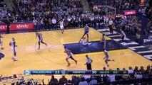 Résumé - Philadelphia Sixers vs Memphis Grizzlies -  6/12/2016 - (91-96)