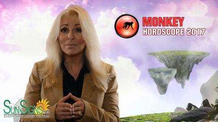 Chinese Monkey 2017 Horoscope Predictions