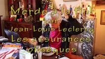 """Les assurances obseques par Jean-Louis Leclercq dans """"Merde à la fin !"""""""