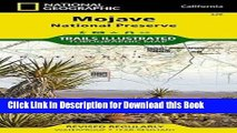 Read Mojave National Preserve (National Geographic Trails Illustrated Map)