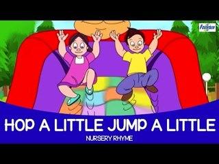 Hop a Little - Nursery Rhyme Full Song ( Fountain Kids )