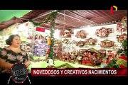 Navidad: mira los más originales y creativos nacimientos