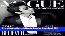 Read Lady Gaga Vogue Nippon Hommes Japan PDF Free