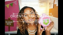 Birthday Party Ideas- Glam Camping -Girls Event Planner Haul- (Oriental Trading)