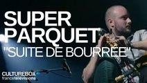 Super Parquet - Suite de bourrée - Live @ Trans Musicales de Rennes 2016