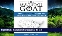favorite The Multistate Goat The Essential Book of MBE