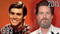 Jim Carrey (1983-2015) all movies list from 1983! How much has changed? Before and Now! The Truman Show, Bruce Almighty, Ace Ventura: Pet Detective, The Mask, Dumb & Dumber, Man on the Moon, Lemony Snicket's A Series of Unfortunate Events