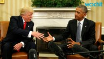 Trump Heeds Obama 'Recommendation' In Cabinet Choices