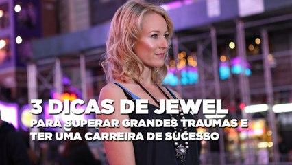 3 dicas de Jewel para superar grandes traumas e ter uma carreira de sucesso