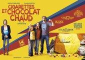 CIGARETTES ET CHOCOLAT CHAUD - Bande-annonce - Gustave Kervern, Camille Cottin