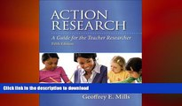 Pre Order Action Research Plus Video-Enhanced Pearson eText -- Access Card Package (5th Edition)