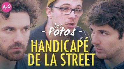 LES POTOS - HANDICAPÉ DE LA STREET feat. Dylan Del Rey
