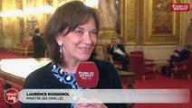 """IVG - """"De nombreuses avancées ont eu lieu au Sénat pour les droits des femmes"""" : Laurence Rossignol"""