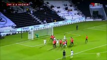 Al Rayyan vs Al Sadd  0-3  Xavi Hernandez Amazing free kick goal  07-12-2016 (HD)