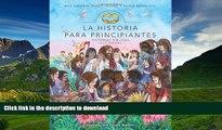 Read Book La Historia para principiantes: Historias bíblicas ilustradas (Historias Biblicas