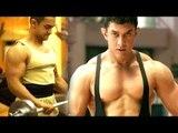 Aamir Khan's Gym Bodybuilding Workout For DANGAL