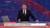 Pakistan Plane Crash  - Junaid Jamshed Died in PIA Plane Crash