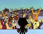 The Twisted Tales Of Felix The Cat @ 1x05 - Felix In Psychedelicland Middle Aged Felix