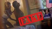Foto telanjang Bill Clinton dengan pemijat seksi ternyata palsu - Tomonews