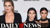Kim, Kourtney And Khloe Kardashian Are Fighting Blac Chyna's Trademark Request