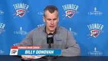 Thunder Postgame Interview   Pelicans vs Thunder   December 4, 2016   2016-17 NBA Season