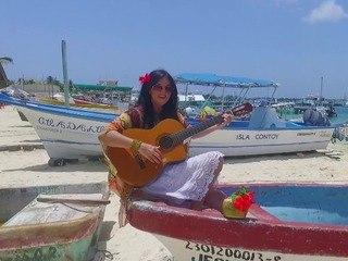 Stephanie Urbina Jones - Vamonos! (Let's Go)