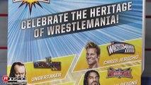 "WWE FIGURE INSIDER: Undertaker - WWE ""WrestleMania 33"" Series Toy Wrestling Action Figure"