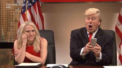 Donald Trump Explains SNL Hate
