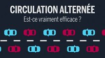 Pollution de l'air : la circulation alternée est-elle vraiment efficace ?