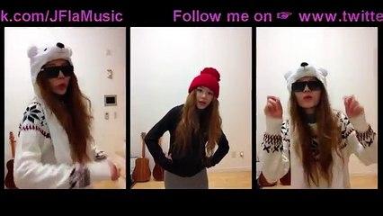 Justin Bieber - Mistletoe ( cover by J.Fla )