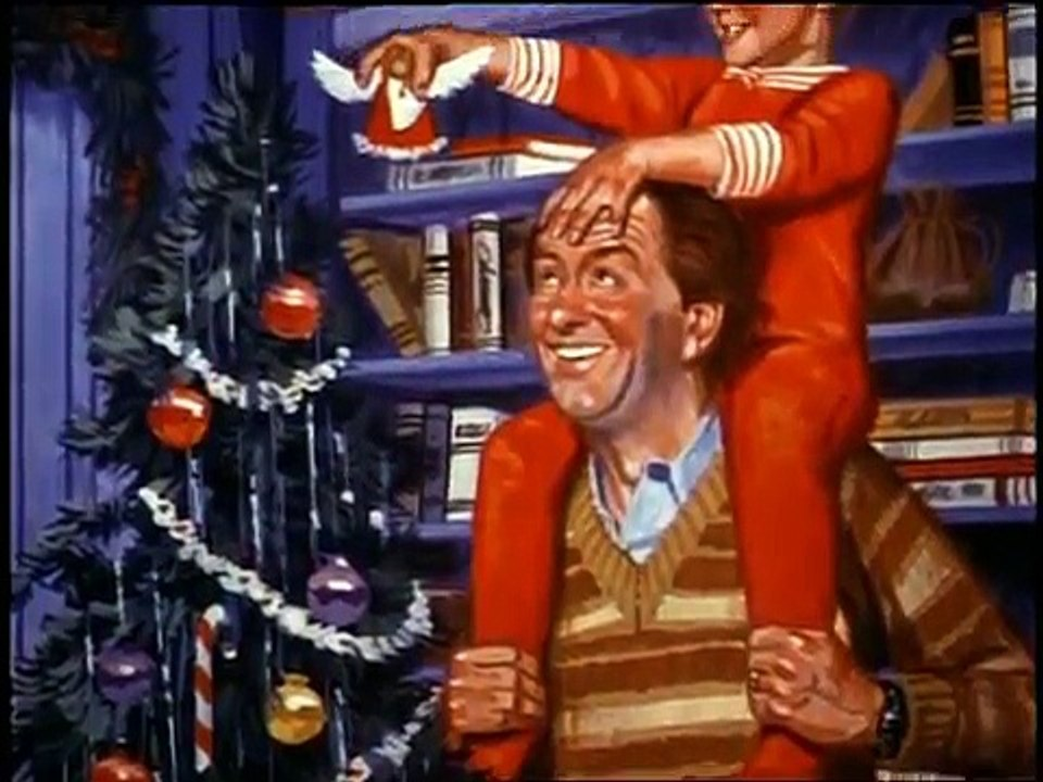 Ernest Christmas.Ernest Saves Christmas 1988 Trailer