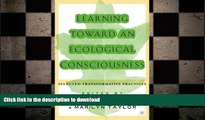 READ Expanding the Boundaries of Transformative Learning: Essays on Theory and Praxis Kindle eBooks